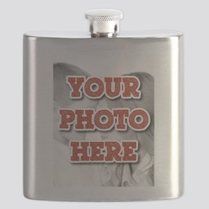 CUSTOM Your Photo Here Flask