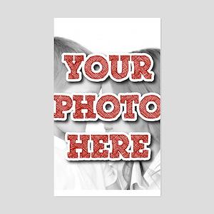 CUSTOM Your Photo Here Sticker