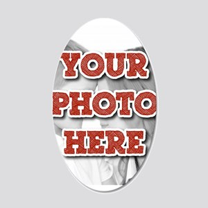 CUSTOM Your Photo Here Wall Decal