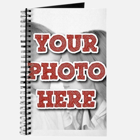 CUSTOM Your Photo Here Journal