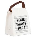Add Canvas Lunch Bag