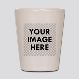 CUSTOM Your Image Shot Glass