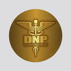 DNP gold Button