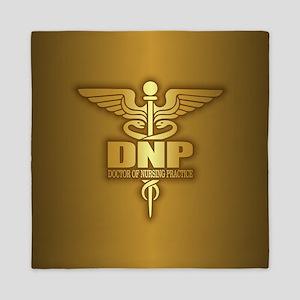DNP gold Queen Duvet