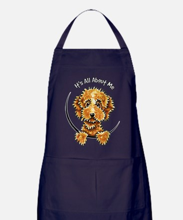 Cockapoo Tan IAAM Apron (dark)