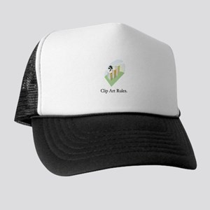ClipArt Trucker Hat