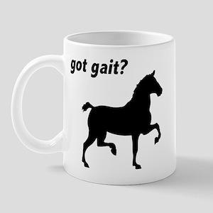 Got Gait Gaited Horse Mug