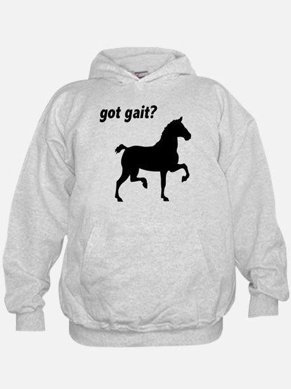 Got Gait Gaited Horse Hoody