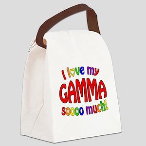 I love my GAMMA soooo much! Canvas Lunch Bag