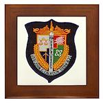 USS JOHN C. CALHOUN Framed Tile
