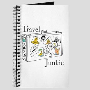 Travel Junkie Journal