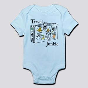 Travel Junkie Body Suit