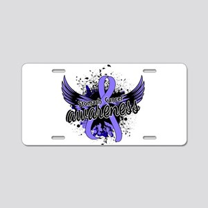 Stomach Cancer Awareness 16 Aluminum License Plate