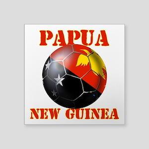 Papua New Guinea Football Sticker