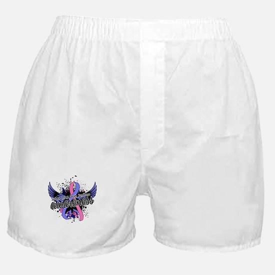 SIDS Awareness 16 Boxer Shorts
