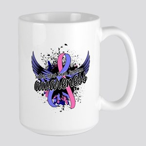 SIDS Awareness 16 Large Mug
