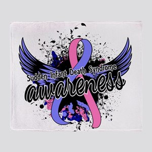 SIDS Awareness 16 Throw Blanket
