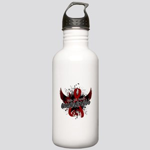 Sickle Cell Anemia Awa Stainless Water Bottle 1.0L