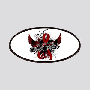 Sickle Cell Anemia Awareness 16 Patch