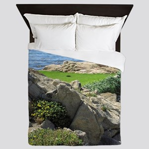 The Real 19th Hole Queen Duvet