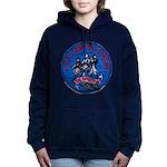 USS JAMES C. OWENS Women's Hooded Sweatshirt