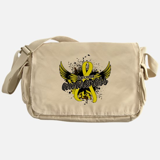 Sarcoma Awareness 16 Messenger Bag