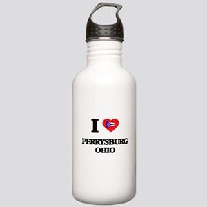 I love Perrysburg Ohio Stainless Water Bottle 1.0L