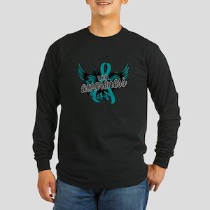 PKD Awareness 16 Long Sleeve Dark T-Shirt