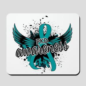 PKD Awareness 16 Mousepad