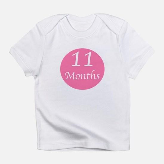 Eleven Months Onesie Infant T-Shirt