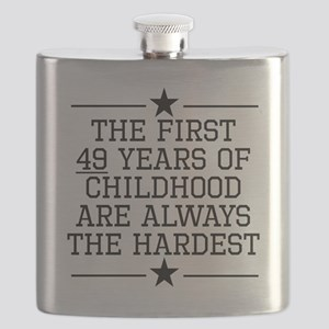 The First 49 Years Of Childhood Flask
