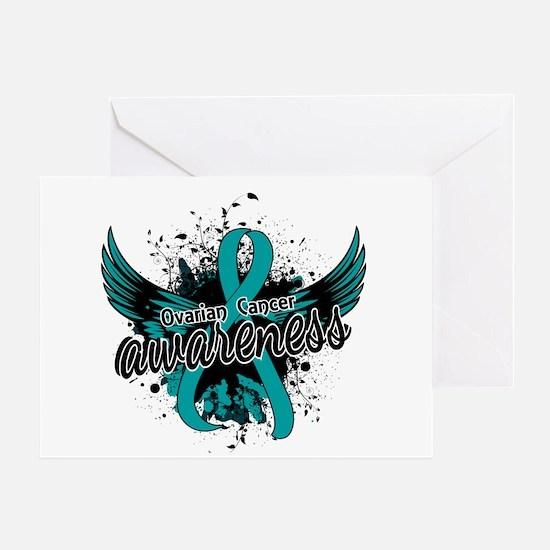 Ovarian Cancer Awareness 16 Greeting Card
