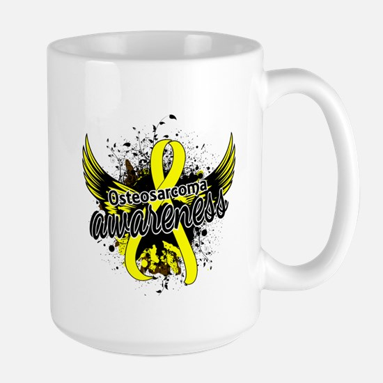 Osteosarcoma Awareness 16 Large Mug