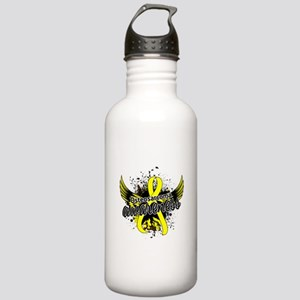 Osteosarcoma Awareness Stainless Water Bottle 1.0L