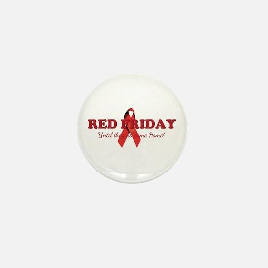 Cute Red fridays Mini Button