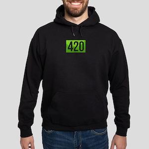 420 On Top of People Hoodie