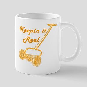 Reel Mower Mug
