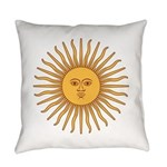 Sol de Mayo Everyday Pillow