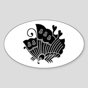 Ageha Butterfly Sticker