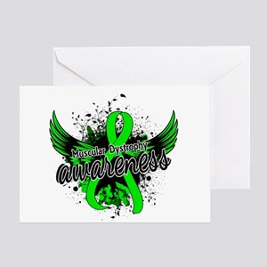 Muscular Dystrophy Awareness 16 Greeting Card