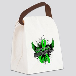 Muscular Dystrophy Awareness 16 Canvas Lunch Bag
