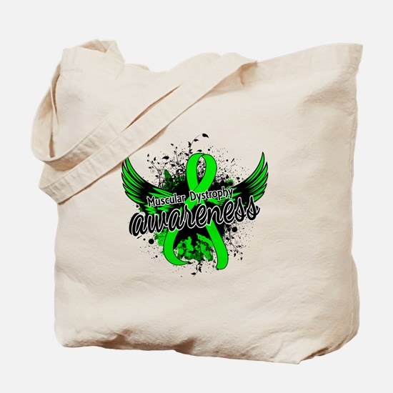 Muscular Dystrophy Awareness 16 Tote Bag