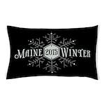 Maine 2015 Winter Pillow Case