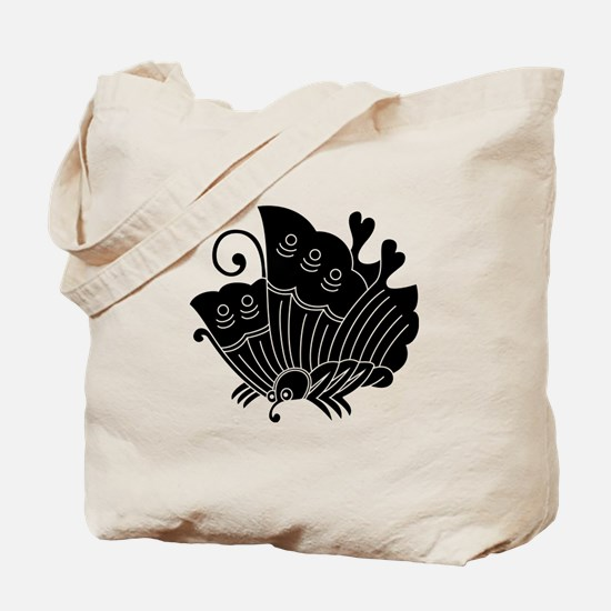 Ageha Butterfly Tote Bag