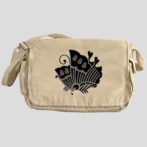 Ageha Butterfly Messenger Bag