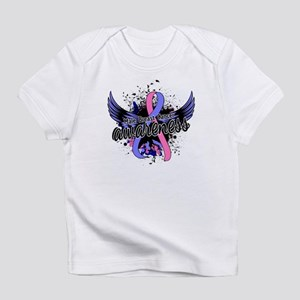 Male Breast Cancer Awareness 16 Infant T-Shirt