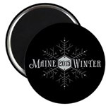 Maine 2015 Winter Magnets