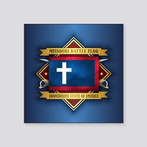 Missouri Battle Flag Sticker