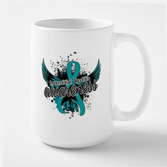 Interstitial Cystitis Awareness 16 Large Mug