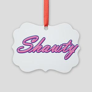 Shawty Ornament